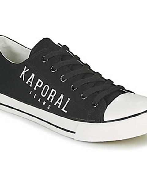 Čierne tenisky Kaporal