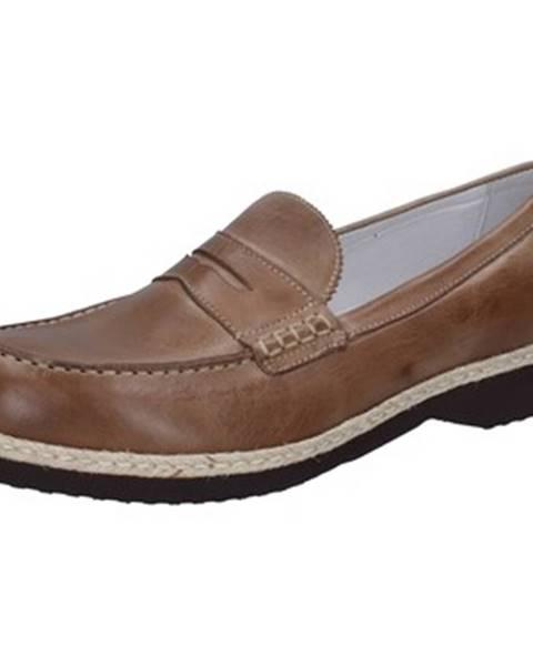 Béžové topánky Evoluzion