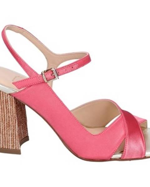 Ružové sandále Elian Douare'