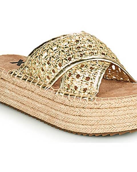 Zlaté topánky Xti