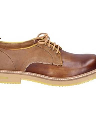 Hnedé topánky Herman   Sons