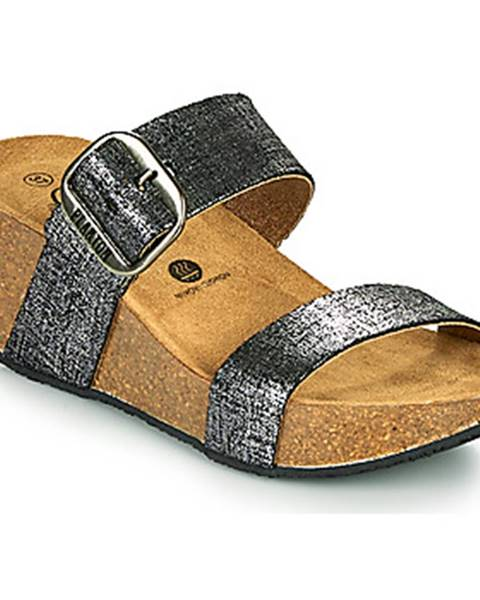 Čierne topánky Plakton