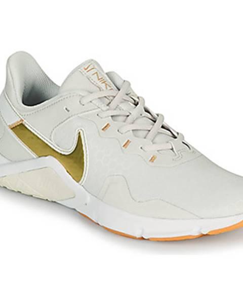 Biele topánky Nike