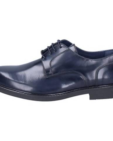 Modré topánky Peter Heart