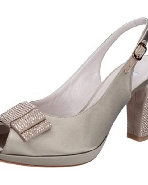 Béžové sandále Musella