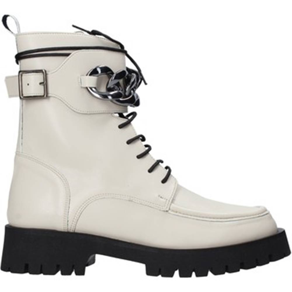 Grace Shoes Polokozačky Grace Shoes  631007