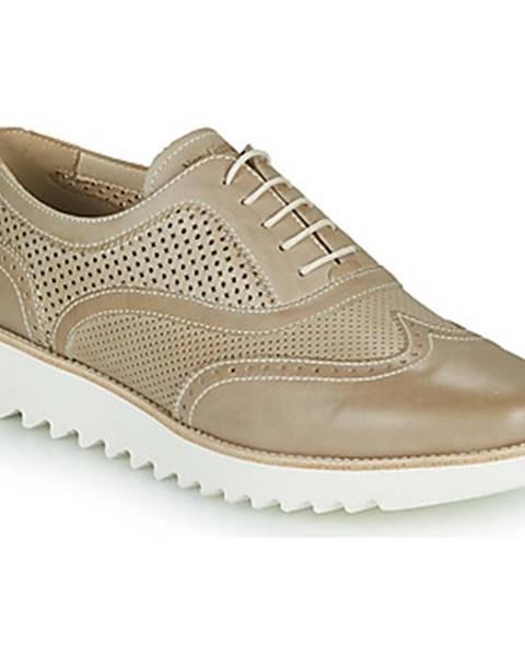 Béžové topánky NeroGiardini