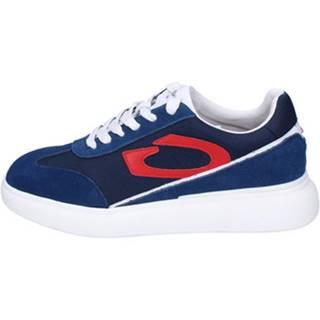 Nízke tenisky Guardiani  Sneakers Camoscio Tessuto