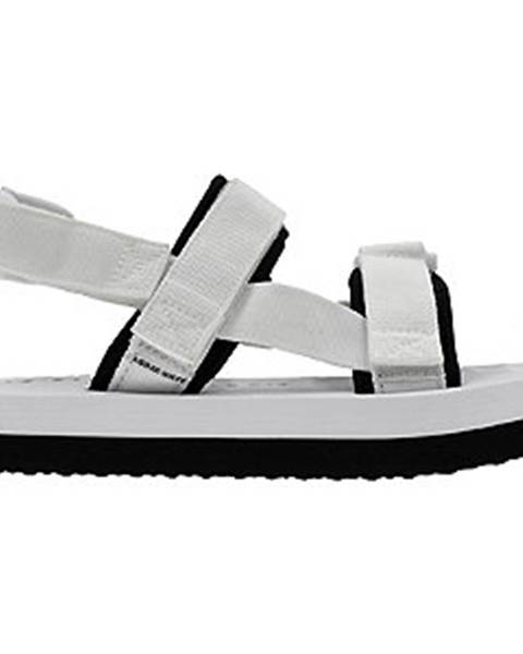 Biele sandále Vero Moda