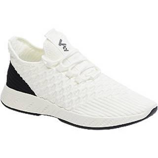 Čierno-biele tenisky