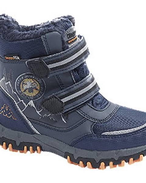 Tmavomodré topánky Kappa