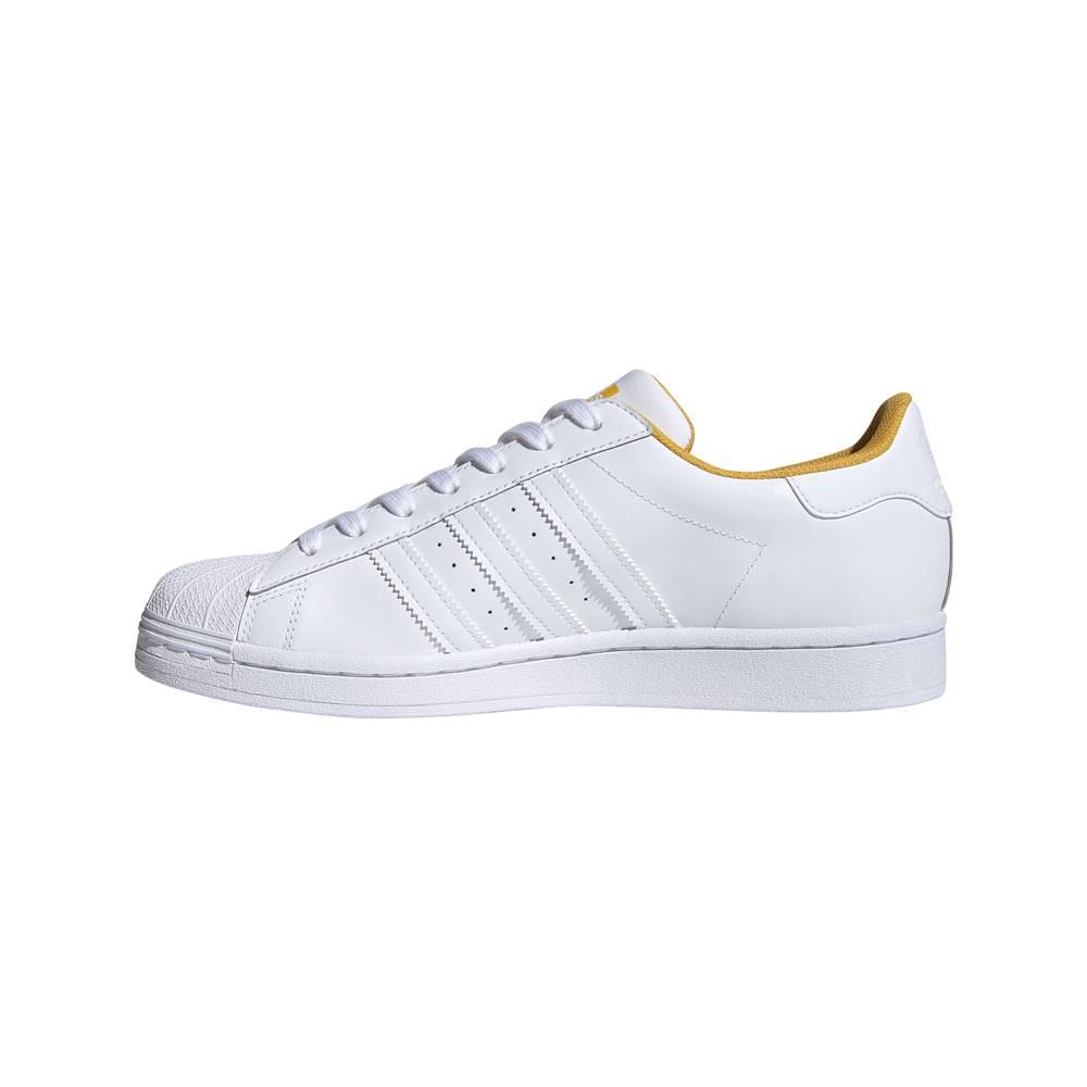 adidas Originals adidas Superstar Ftw White/ Ftw White/ Active Gold