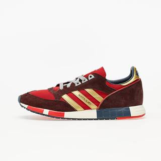 adidas Boston Super Power Red/ Gold Metalic/ Night Red