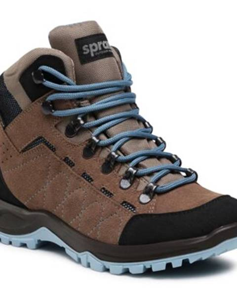 Hnedé topánky Sprandi Outdoor Performance