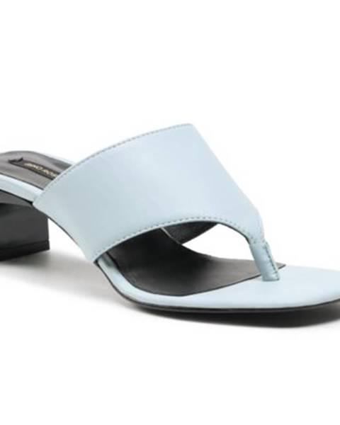 Svetlomodré topánky Gino Rossi