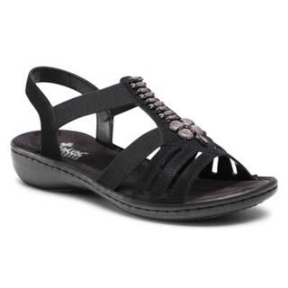 Sandále Rieker 60806-00