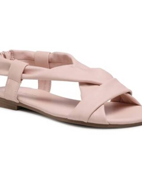 Ružové sandále Jenny Fairy