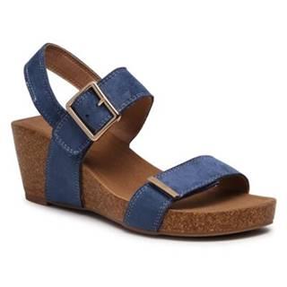 Sandále Clara Barson WS5258-01 Látka/-Materiál