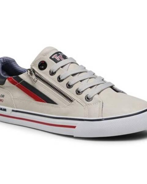 Biele topánky Tom Tailor