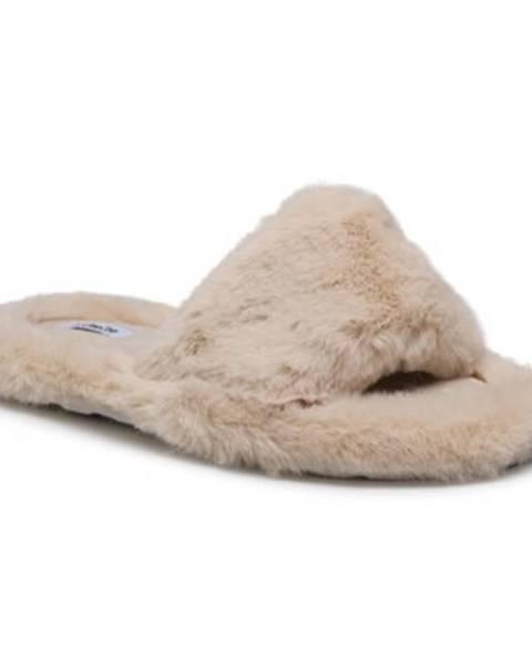 Béžové papuče DeeZee