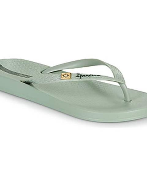 Zelené topánky Ipanema