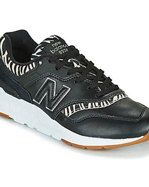 Čierne tenisky New Balance