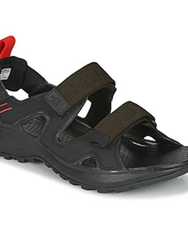 Čierne športové sandále The North Face