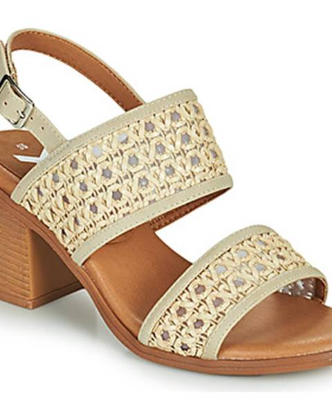 Biele sandále Xti