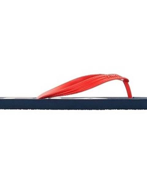 Oranžové topánky Fila