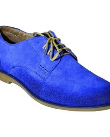 Modré topánky Krezus