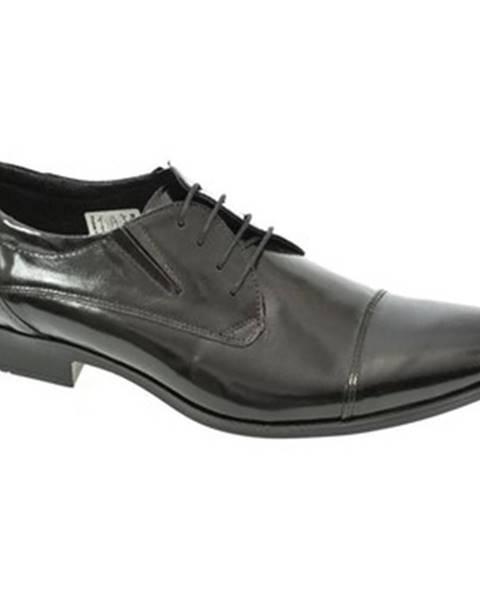 Čierne topánky Wograhen