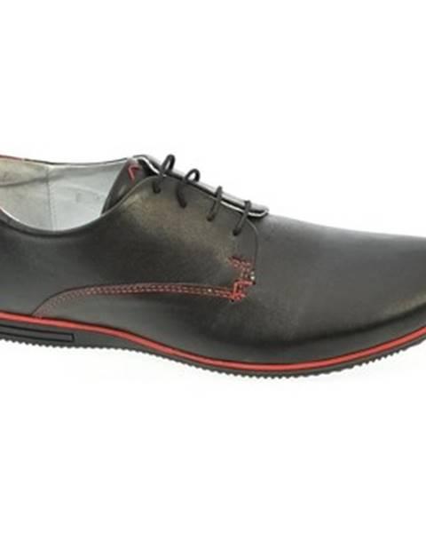 Čierne topánky I-Guana