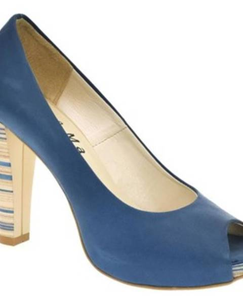 Modré lodičky John-C