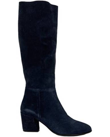 Modré polokozačky Bueno Shoes