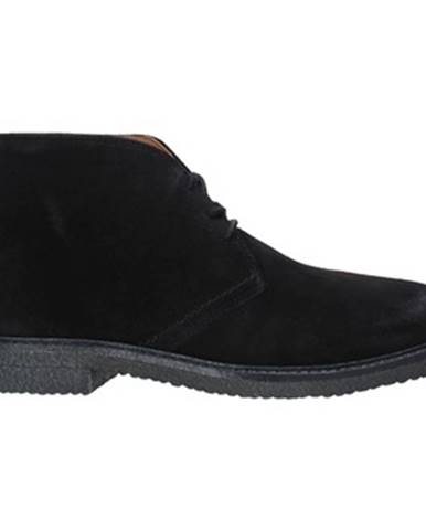 Čierne sandále Docksteps