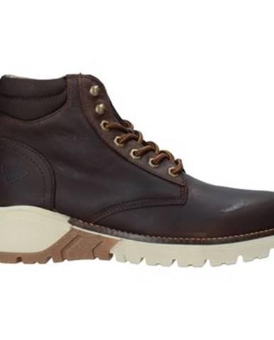 Hnedé sandále Docksteps