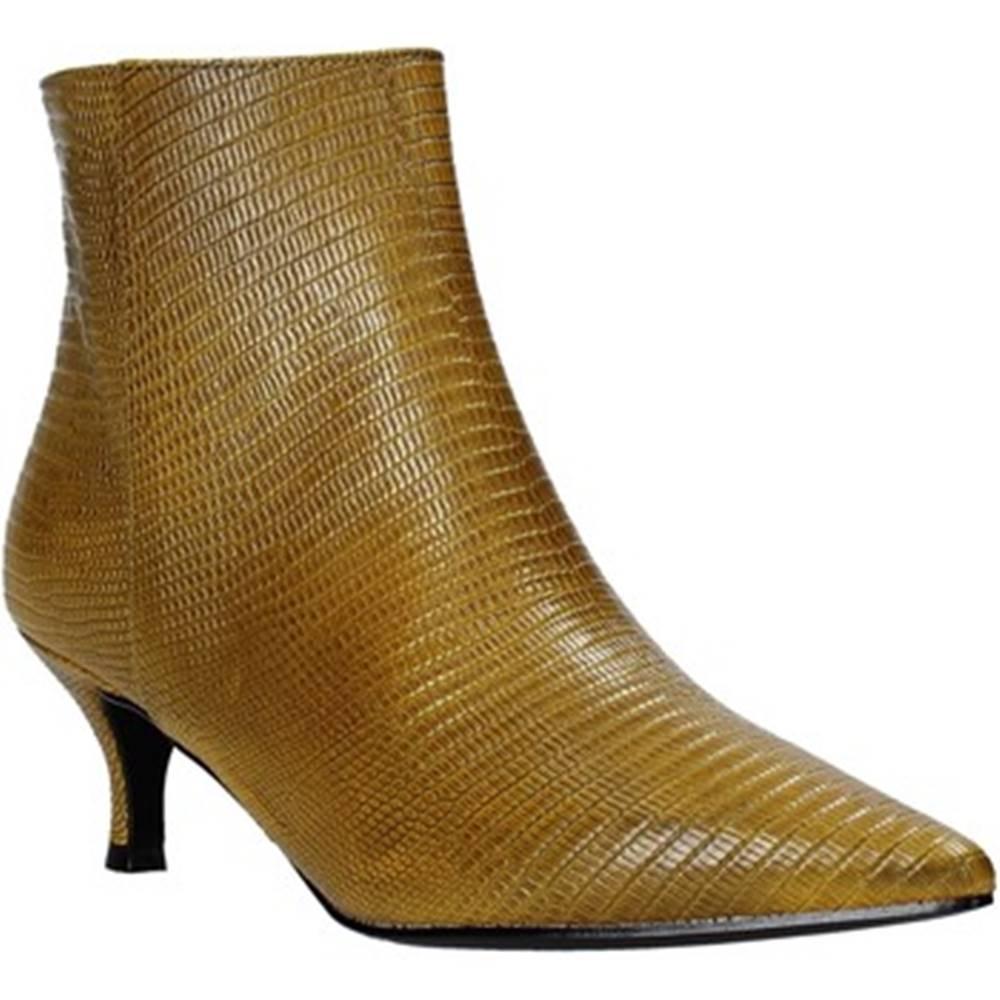 Grace Shoes Čižmičky Grace Shoes  319S105