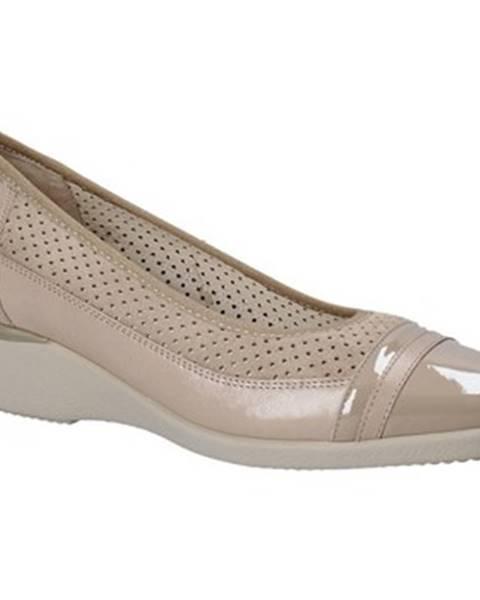 Ružové balerínky Grace Shoes