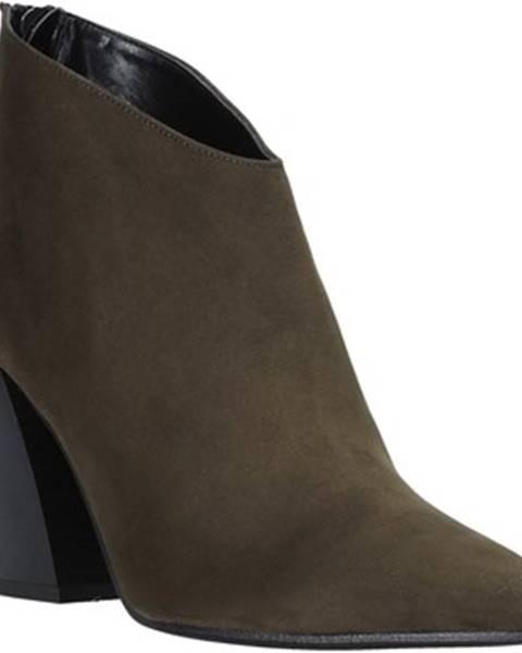 Zelené topánky Grace Shoes