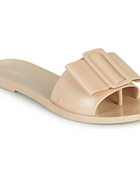 Béžové topánky Melissa