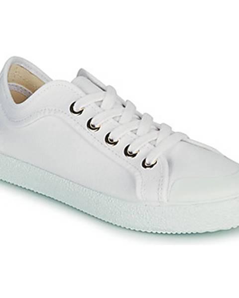 Biele tenisky Dream in Green