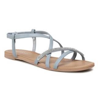 Sandále  WS5527-01 Ekologická koža/-Ekologická koža