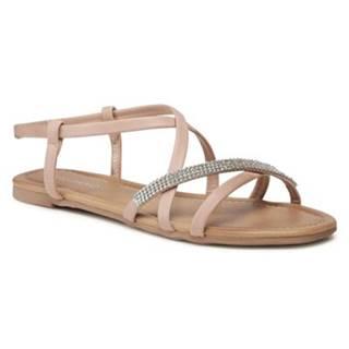 Sandále Bassano WS5527-01 Imitácia kože/-Imitácia kože