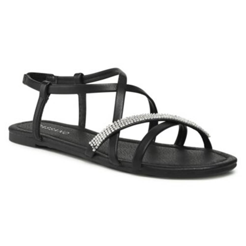 Bassano Sandále  WS5527-01 Ekologická koža/-Ekologická koža