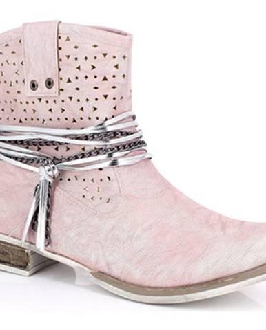 Ružové topánky Kimberfeel