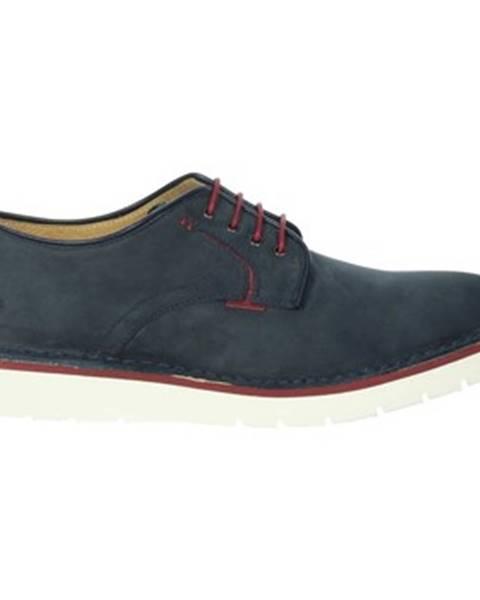 Modré topánky Payo