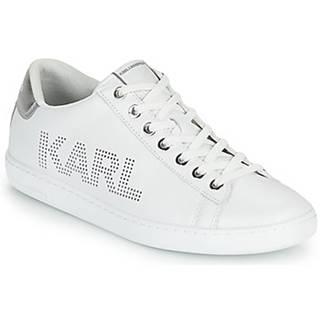 Nízke tenisky Karl Lagerfeld  KUPSOLE II KARL PUNKT LOGO LO