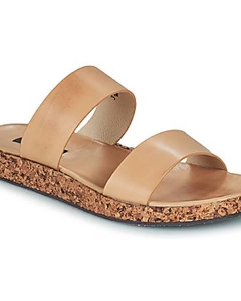 Béžové topánky Neosens