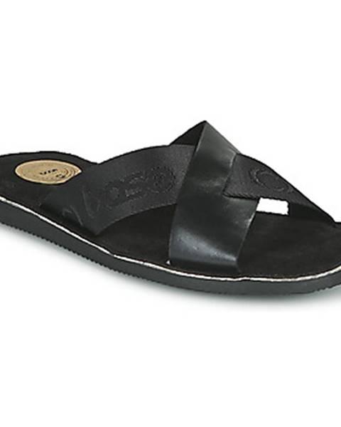 Čierne topánky Base London