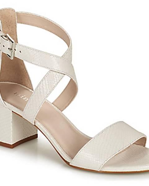 Biele sandále Minelli